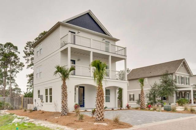 46 Magical Place, Santa Rosa Beach, FL 32459 (MLS #819200) :: Classic Luxury Real Estate, LLC