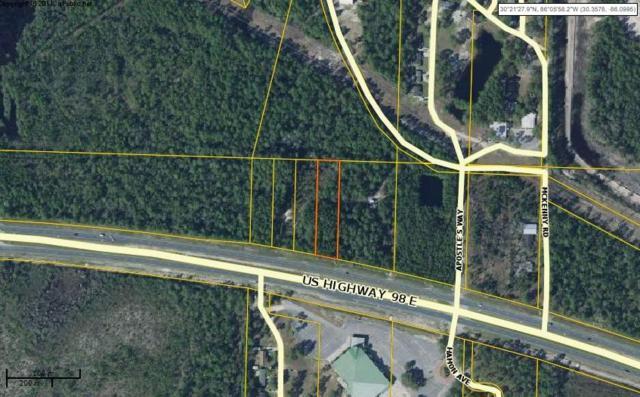 XXXX Hwy 98, Point Washington, FL 32459 (MLS #819211) :: The Premier Property Group