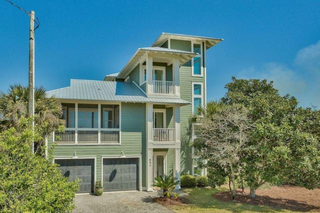 643 Blue Mountain Road, Santa Rosa Beach, FL 32459 (MLS #819233) :: Keller Williams Emerald Coast