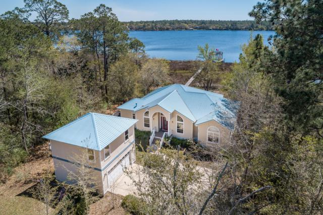 530 Shoreline Drive, Freeport, FL 32439 (MLS #819437) :: Classic Luxury Real Estate, LLC
