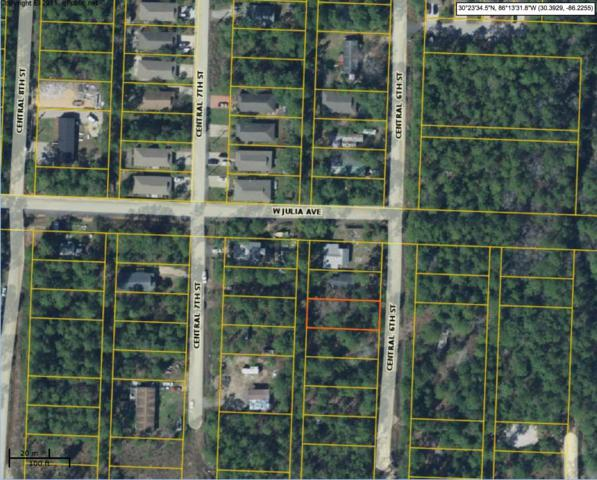 Lot 3 Central 6th Street, Santa Rosa Beach, FL 32459 (MLS #819444) :: Classic Luxury Real Estate, LLC