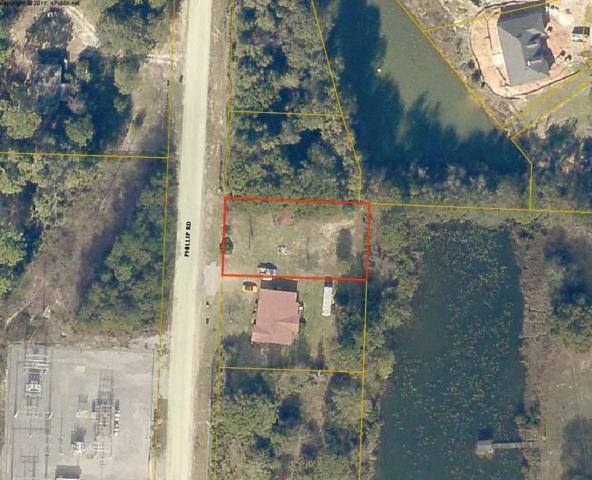 0000 Phillip Road, Crestview, FL 32539 (MLS #819455) :: ResortQuest Real Estate