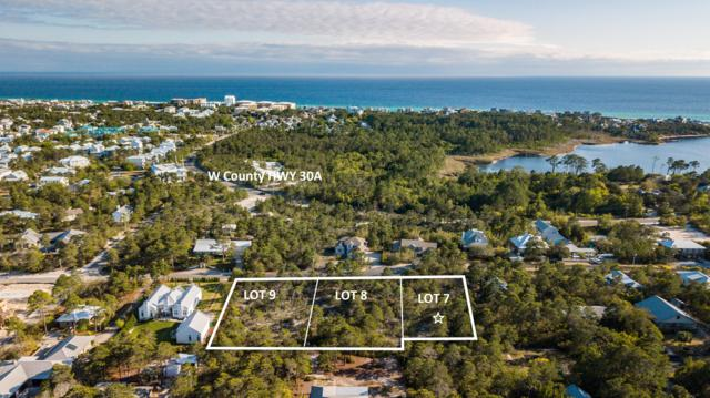 Lot 7 Tbd W Blue Coral Drive, Santa Rosa Beach, FL 32459 (MLS #819526) :: ENGEL & VÖLKERS