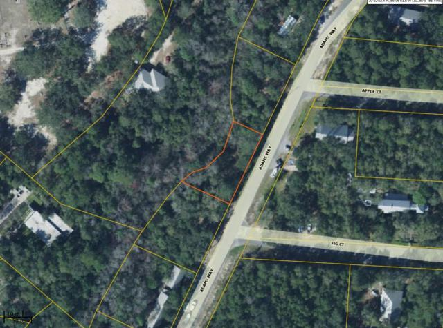 Lot 5 Adams Way, Santa Rosa Beach, FL 32459 (MLS #819789) :: Classic Luxury Real Estate, LLC