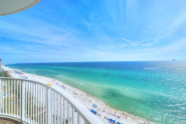 10611 Front Beach Road Unit 1802, Panama City Beach, FL 32407 (MLS #819839) :: ResortQuest Real Estate