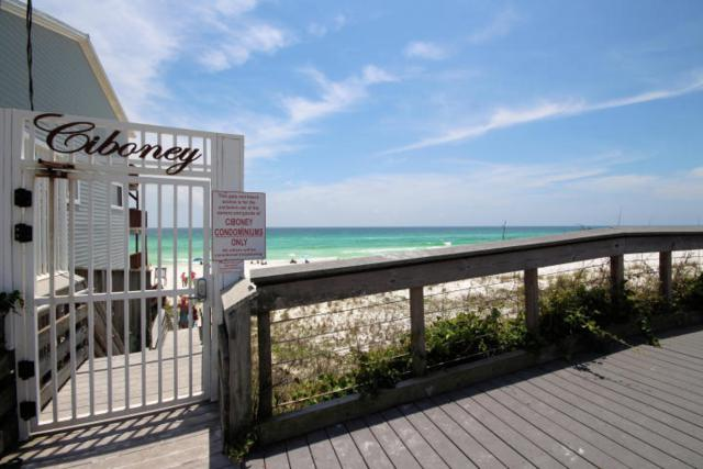 2076 Scenic Gulf Drive Unit 1002, Miramar Beach, FL 32550 (MLS #819877) :: RE/MAX By The Sea