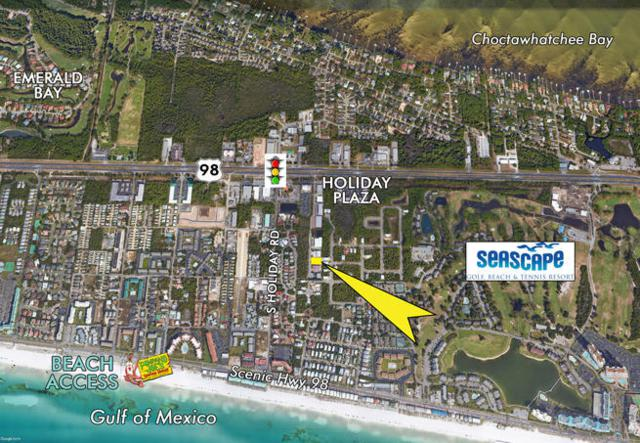 239 S Business Center Drive Lot 10, Miramar Beach, FL 32550 (MLS #819939) :: Scenic Sotheby's International Realty