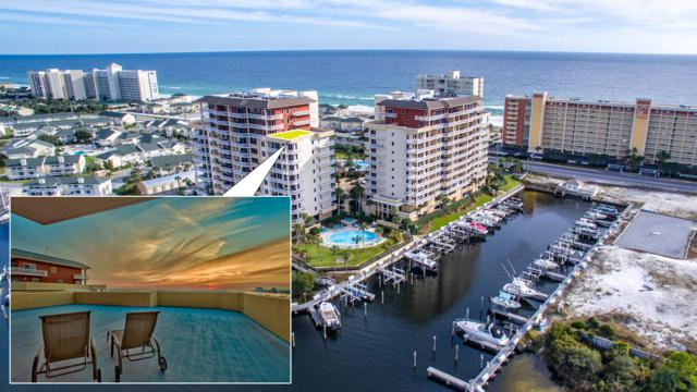 725 Gulf Shore Drive Unit 901A, Destin, FL 32541 (MLS #820023) :: ENGEL & VÖLKERS