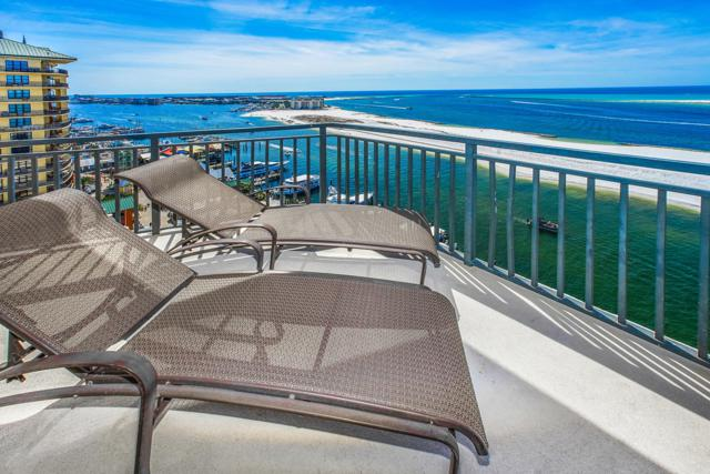 10 Harbor Boulevard W1125, Destin, FL 32541 (MLS #820037) :: Scenic Sotheby's International Realty
