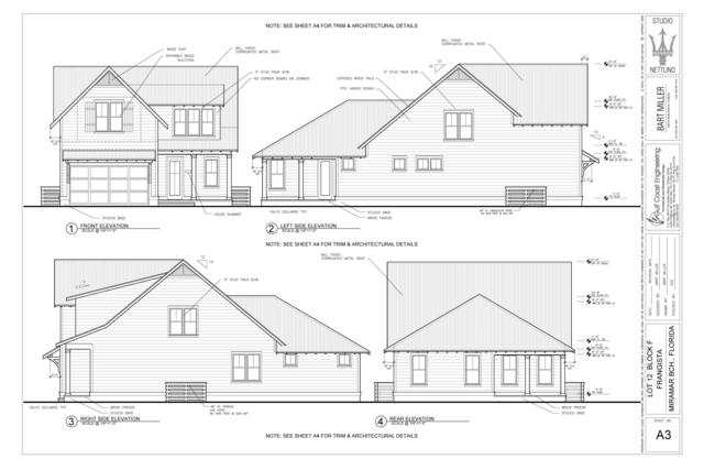 Lot 12 Ruth Street, Miramar Beach, FL 32550 (MLS #820085) :: Classic Luxury Real Estate, LLC