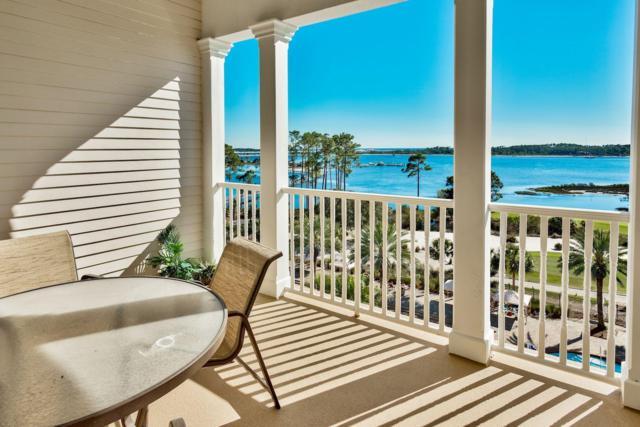 4100 Marriott Drive Unit 605, Panama City Beach, FL 32408 (MLS #820101) :: ResortQuest Real Estate