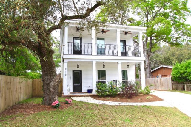 2110 Bayshore Drive, Niceville, FL 32578 (MLS #820111) :: Classic Luxury Real Estate, LLC