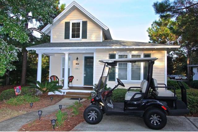 1297 Laurel Way, Miramar Beach, FL 32550 (MLS #820166) :: Classic Luxury Real Estate, LLC