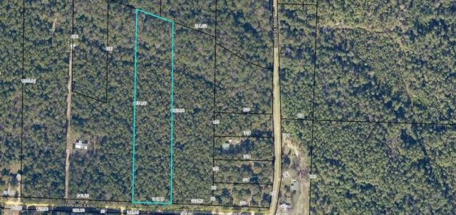 5 Ac Cotton Creek Road, Baker, FL 32531 (MLS #820217) :: Classic Luxury Real Estate, LLC