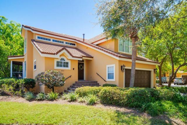 82 Vantage Point, Miramar Beach, FL 32550 (MLS #820320) :: Classic Luxury Real Estate, LLC