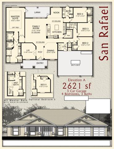 2387 Sunrise Drive, Navarre, FL 32566 (MLS #820324) :: Classic Luxury Real Estate, LLC