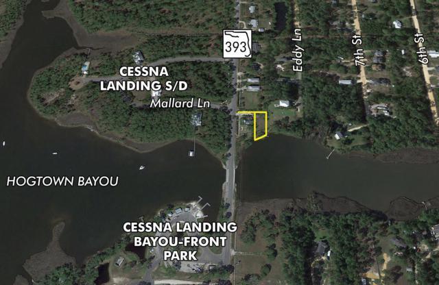 Lots 12&13 N County Highway 393 N, Santa Rosa Beach, FL 32459 (MLS #820434) :: Berkshire Hathaway HomeServices Beach Properties of Florida