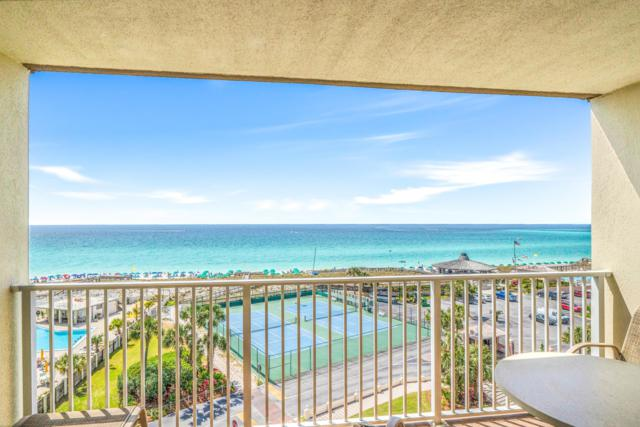 502 Gulf Shore Drive Unit 701, Destin, FL 32541 (MLS #820441) :: Berkshire Hathaway HomeServices Beach Properties of Florida