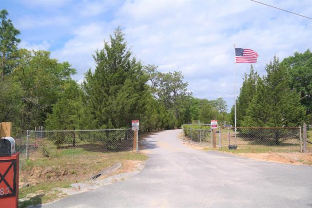 585 Huckaba Road, Defuniak Springs, FL 32435 (MLS #820513) :: Scenic Sotheby's International Realty