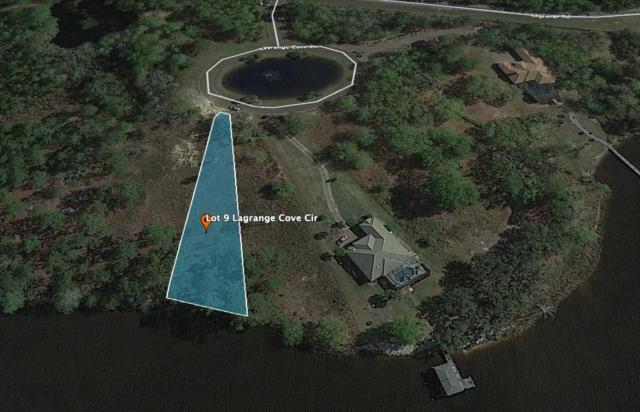Lot 9 Lagrange Cove Circle, Freeport, FL 32439 (MLS #820531) :: Hammock Bay