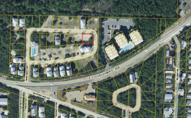 lot 28 Sand Oak Circle, Santa Rosa Beach, FL 32459 (MLS #820658) :: ResortQuest Real Estate