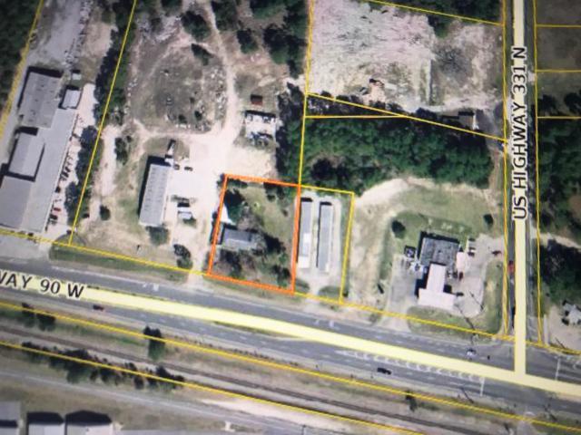 2044 Us Highway 90, Defuniak Springs, FL 32433 (MLS #820718) :: Scenic Sotheby's International Realty