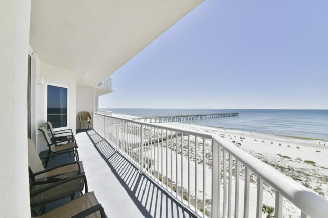 8573 Gulf Boulevard Unit 704, Navarre, FL 32566 (MLS #820793) :: Berkshire Hathaway HomeServices Beach Properties of Florida