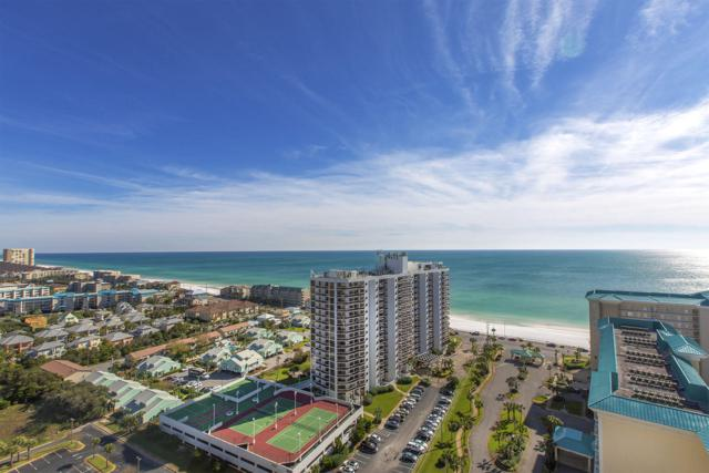 112 Seascape Drive #2009, Miramar Beach, FL 32550 (MLS #820830) :: Berkshire Hathaway HomeServices Beach Properties of Florida