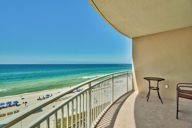15625 Front Beach Road #504, Panama City Beach, FL 32413 (MLS #820855) :: Luxury Properties on 30A