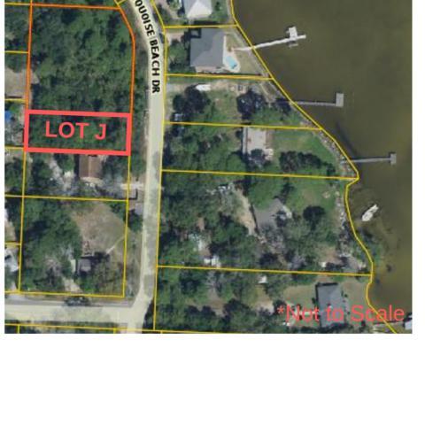 Lot J Turquoise Beach Drive, Santa Rosa Beach, FL 32459 (MLS #821005) :: Classic Luxury Real Estate, LLC