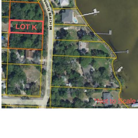 Lot K Turquoise Beach Drive, Santa Rosa Beach, FL 32459 (MLS #821009) :: Classic Luxury Real Estate, LLC