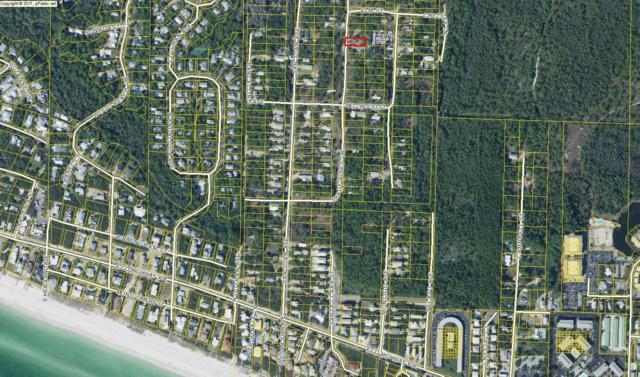 Lot 21 Elm Street, Santa Rosa Beach, FL 32459 (MLS #821032) :: Scenic Sotheby's International Realty