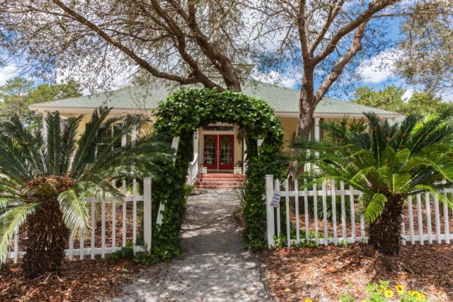 309 Seabreeze Circle, Seacrest, FL 32461 (MLS #821091) :: Luxury Properties on 30A