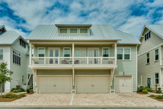 58 York Lane Unit B, Watersound, FL 32461 (MLS #821096) :: Luxury Properties on 30A