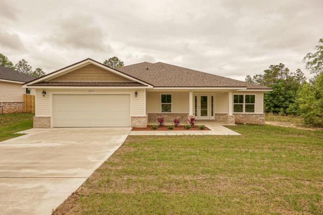 8061 Silver Maple Drive, Milton, FL 32583 (MLS #821098) :: Classic Luxury Real Estate, LLC
