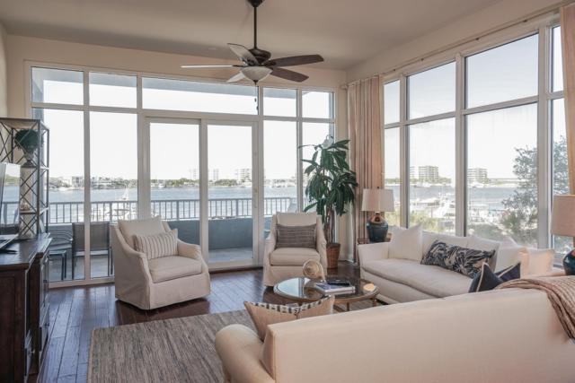 320 Harbor Boulevard Unit A205, Destin, FL 32541 (MLS #821105) :: Berkshire Hathaway HomeServices PenFed Realty
