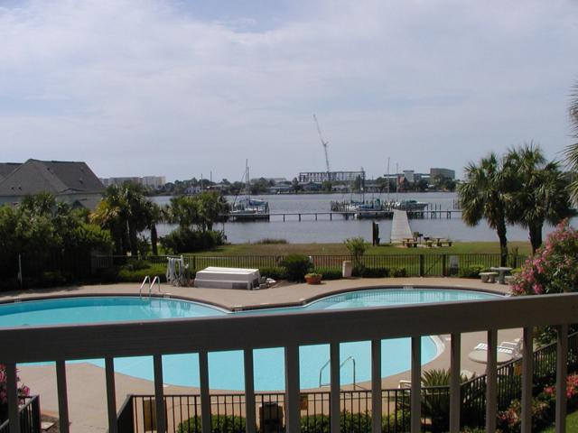 214 SW Miracle Strip Parkway Unit B215, Fort Walton Beach, FL 32548 (MLS #821120) :: RE/MAX By The Sea