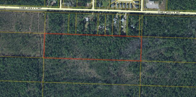 Lot 34 10 Acres Off Chat Holly, Santa Rosa Beach, FL 32459 (MLS #821146) :: Classic Luxury Real Estate, LLC
