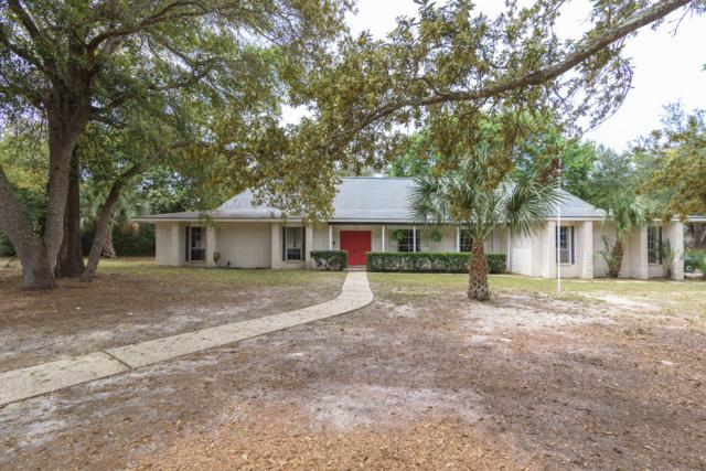 702 Poinciana Drive, Gulf Breeze, FL 32561 (MLS #821184) :: Keller Williams Realty Emerald Coast