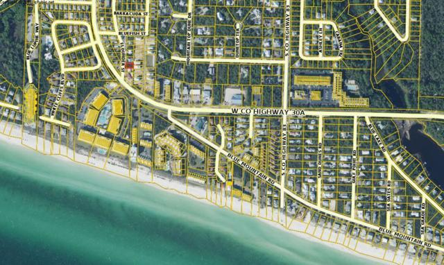 TBD Flounder Street Street Lot 1, Santa Rosa Beach, FL 32459 (MLS #821288) :: Berkshire Hathaway HomeServices Beach Properties of Florida