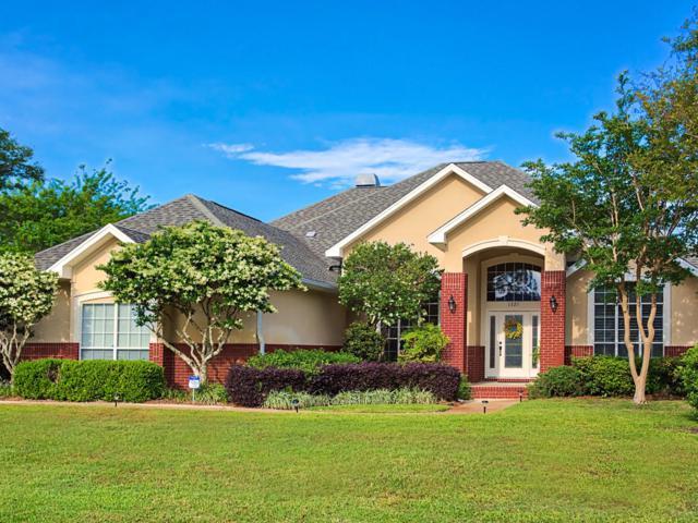 1321 Tour Drive, Gulf Breeze, FL 32563 (MLS #821350) :: Classic Luxury Real Estate, LLC