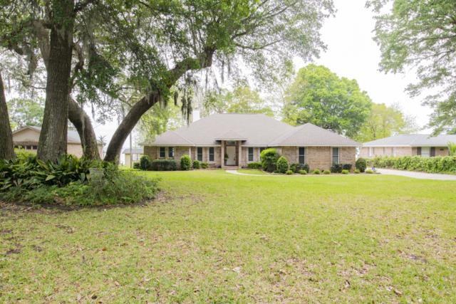 4228 E Sandy Bluff Drive, Gulf Breeze, FL 32563 (MLS #821509) :: Classic Luxury Real Estate, LLC