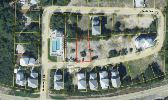 Lot 33 Sand Oaks Circle, Santa Rosa Beach, FL 32459 (MLS #821535) :: Counts Real Estate Group