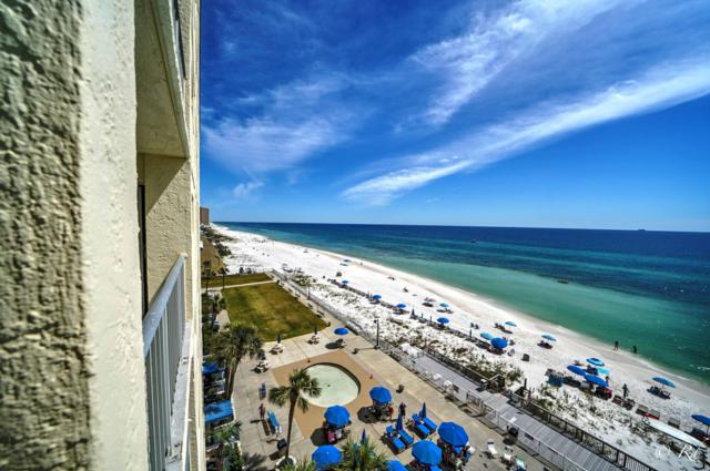 5801 Thomas Drive Unit 714, Panama City Beach, FL 32408 (MLS #821626) :: Somers & Company