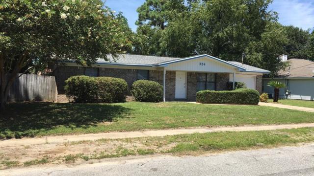 324 Celeste Street, Mary Esther, FL 32569 (MLS #821790) :: Classic Luxury Real Estate, LLC