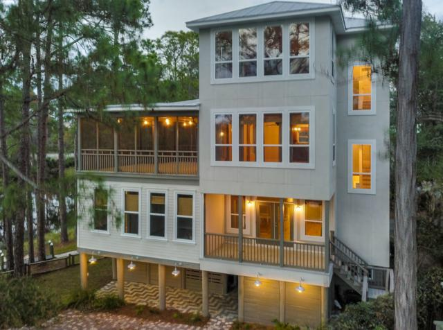 91 Trae Lane, Santa Rosa Beach, FL 32459 (MLS #822012) :: Luxury Properties on 30A