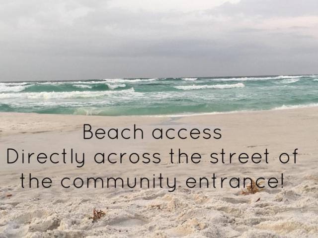 10 Constant Avenue, Santa Rosa Beach, FL 32459 (MLS #822020) :: Berkshire Hathaway HomeServices PenFed Realty