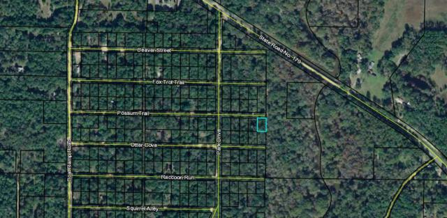 Lot 20-A Possum Trail, Bonifay, FL 32425 (MLS #822182) :: ResortQuest Real Estate