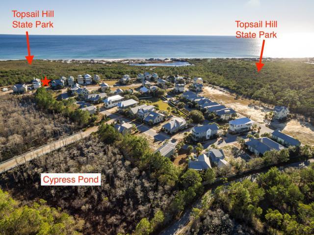Lot 25 Cypress Drive, Santa Rosa Beach, FL 32459 (MLS #822284) :: Classic Luxury Real Estate, LLC