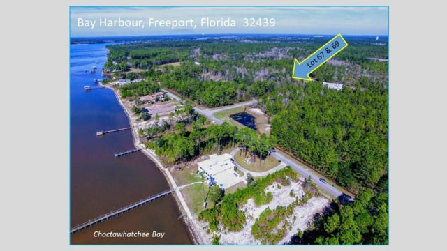 LT 67 & 69 Harbour, Freeport, FL 32439 (MLS #822326) :: Counts Real Estate Group
